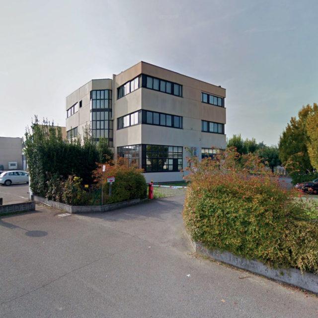 ufficio coworking imola bologna – area creativa – esterno