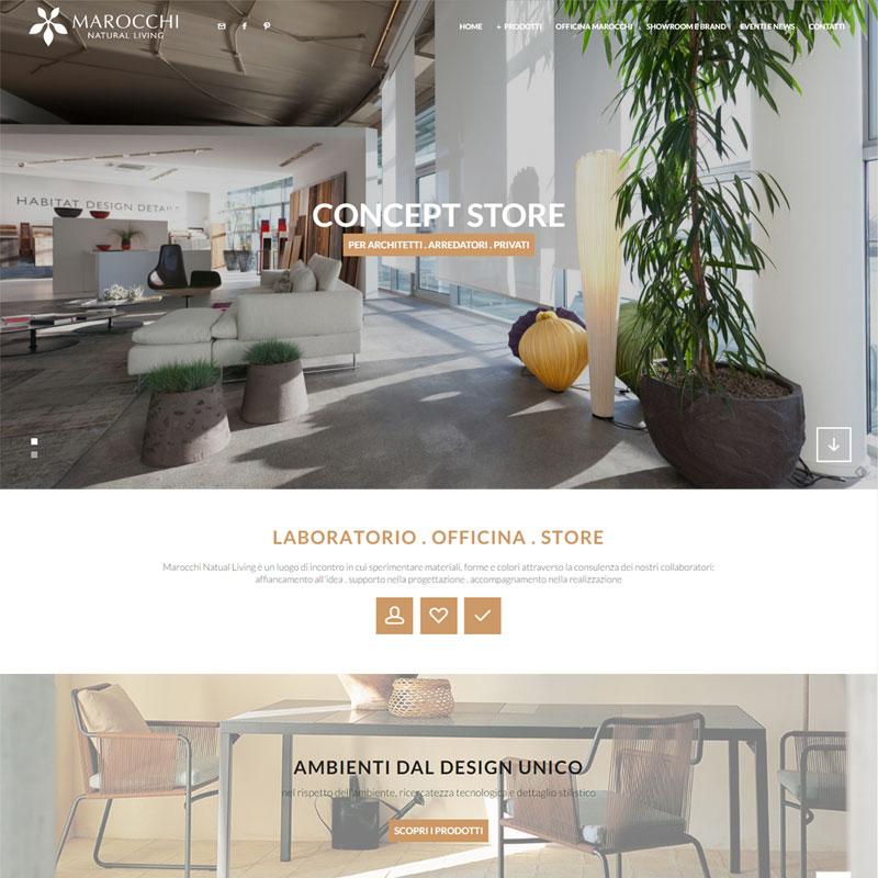 realizzazione sito web marocchi design area web imola