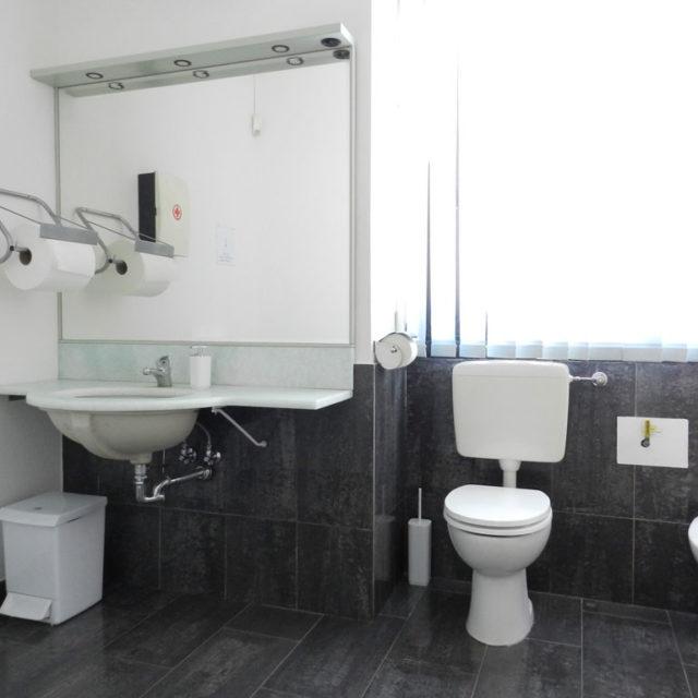 ufficio coworking imola bologna – area creativa – bagno