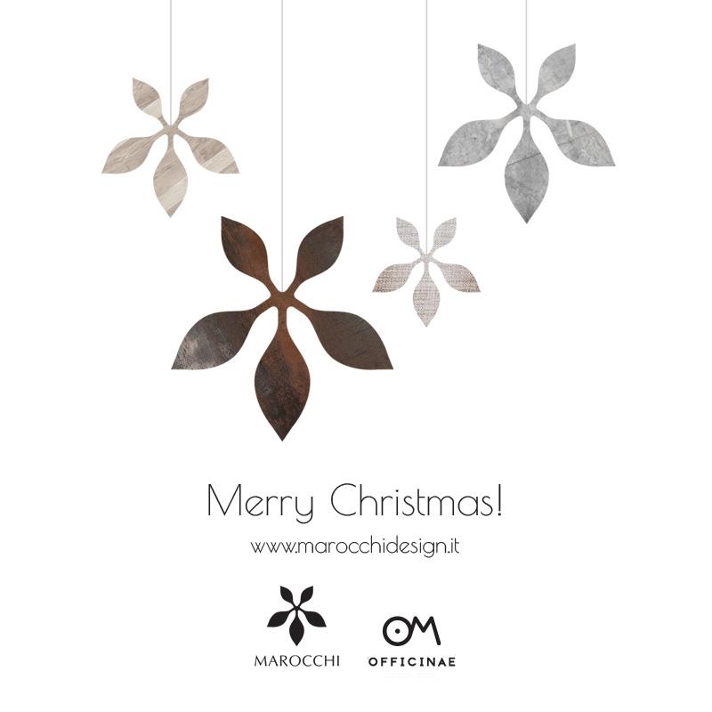 grafica merry christmas card - area web imola